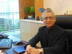 東立物流股份有限公司 洪辰冬董事長